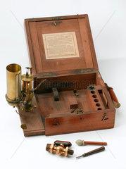 Richards' steam engine indicator  1862.