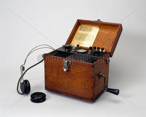 STC portable sound level meter  1934.
