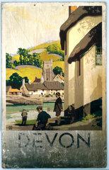 'Devon'  1939.