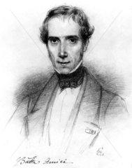 Giovanni Battista Amici  optician  astronomer and microscopist  c 1827.