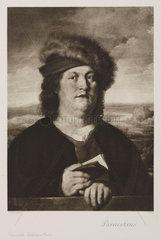 Paracelsus  Swiss physician and alchemist  c 1530s.