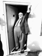 Cyril Smith  British politician  September 1983.