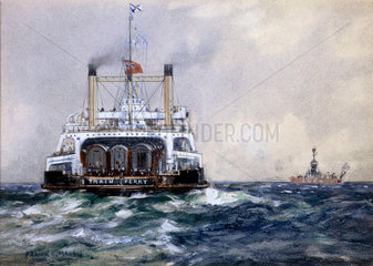 'The Train Ferry'  1924-1948.
