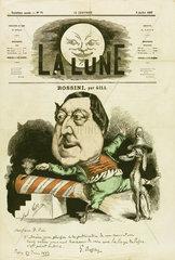 Rossini  1867.