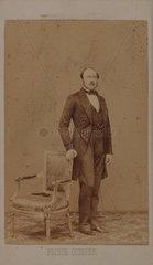 Prince Albert  Consort of Queen Victoria  1860.
