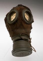 German gas mask  1915-1918.