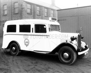 A Doncaster Works ambulance  c 1942.