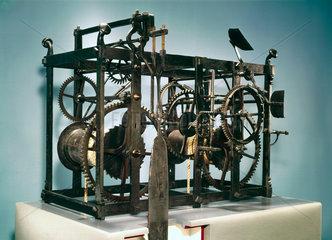 Turret Clock  English  1671.