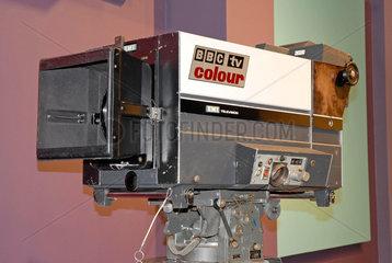 BBC TV camera.