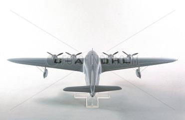 Short S23 'Empire' Flying Boat 'Canopus'  1936.