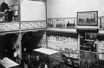 The Educational Collection  South Kensington Museum  c 1860.