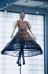 Steel wedding dress  1995.