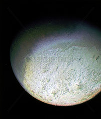 Detail of Triton  25 August 1989.
