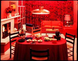 Dining Room  c 1960