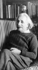 Albert Einstein  German mathematical physicist  22 February 1944.