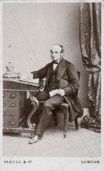 John Couch Adams  English astronomer  1866-1879.