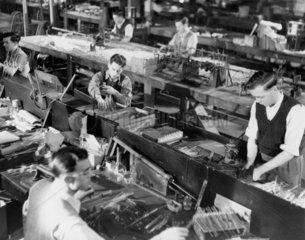 Glass laboratory equipment manufacture  Wal