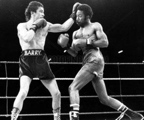 McGuigan and Pedroza  8 June 1985.
