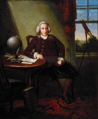 James Ferguson  British astronomer and artist  18th century.