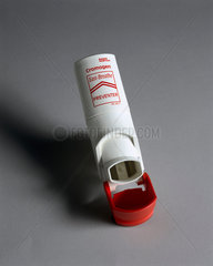 'Easi-Breath' inhaler  1999.