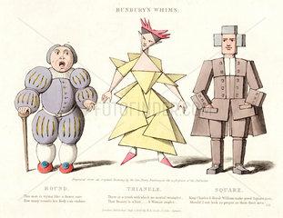 Bunbury's whims  1828.