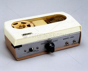 'Royal' all transistor tape recorder  c 1958-1965.