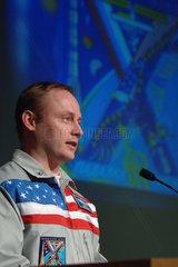 Mike Fincke  american Astronaut  c 2006.