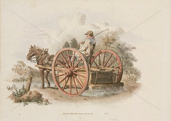 'Watering Cart'  1808.