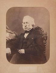 Robert Napier  Scottish marine engineer  c 1870.