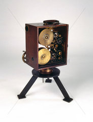 Paul's Cinematograph Camera No 2  1896.
