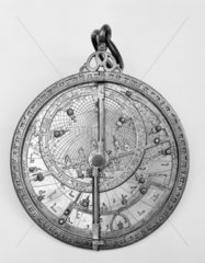 Islamic planispheric astrolabe  c 1650. Sma