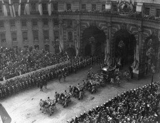 Coronation of King George VI  12 May 1937.