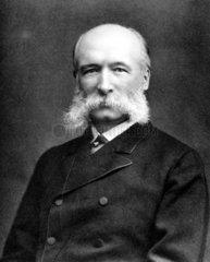 Hermann Johann Philipp Sprengel  German chemist c 1880-1890.