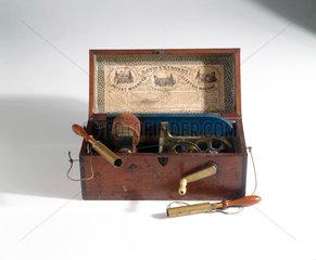 Kidder's patent electric machine  1870-1900.