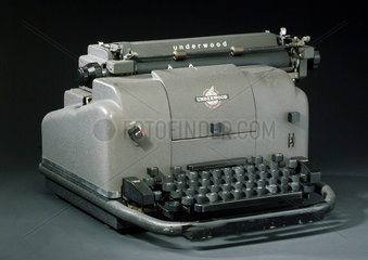 Underwood electric typewriter  c 1950.