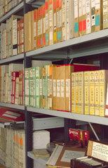 The PB Walker papers  c 1980.