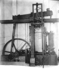 Boulton and Watt's 'Sun and Planet' engine  1797.