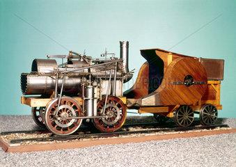 Seguin's Locomotive  1829.