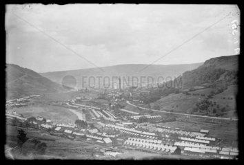 The Rhondda Valley  1931.