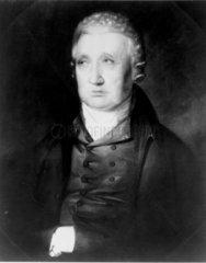 John Wilkinson  English ironmaster  c 1780s.