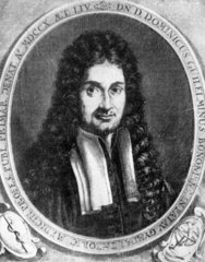 Domenico Guglielmini  Italian medical pioneer  17th century.