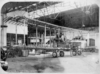 Vickers Vimy  1919. Alcock & Brown's