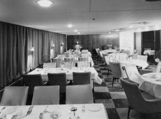 Caledonian Princess Restaurant.