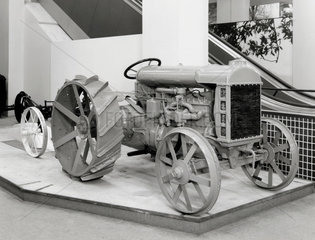 Fordson tractor  1917.