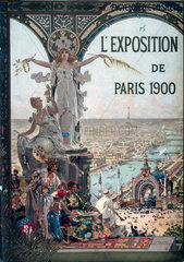 'Encyclopedie du Siecle: L' Exposition de Paris  1900'.