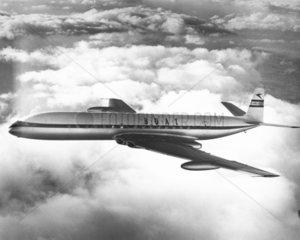 De Havilland Comet 3 G-ANLO.