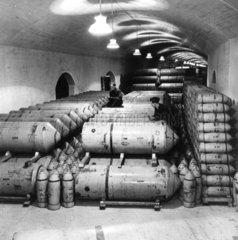 Royal Air Force bomb depot  11 December 194