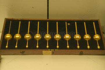 Sikes' hydrometers  1935-1945.