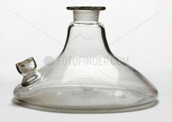 Glass inhaler  1770-1900.