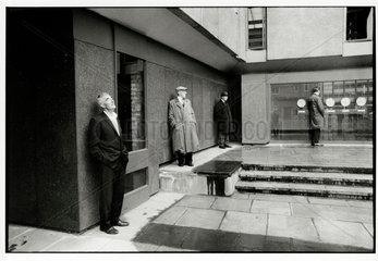 The City  London 1967.